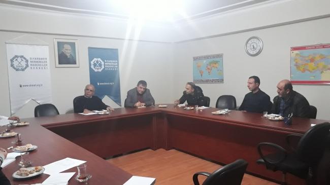 2018 SEKTÖREL DEĞERLENDİRME ÜYE TOPLANTISI (18.01.2019)