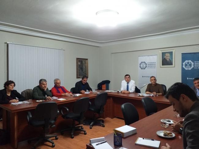 TÜYAP 9. Ortadoğu İnşaat Fuarı Bilgilendirme Toplantısı (07.02.2019)