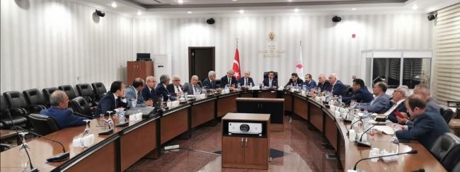 Sektör STK Başkanlarının Ziyaretleri