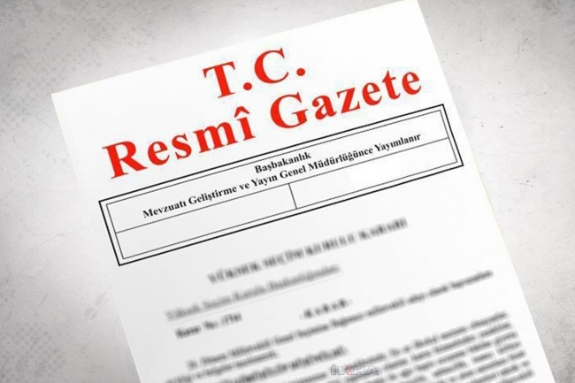 Çevre Kanunu İle İlgili Değişiklik Resmi Gazete'de Yayımlandı