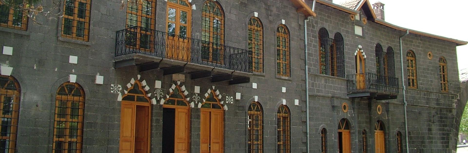 Diyarbakır'ın Tarihi Mekanları